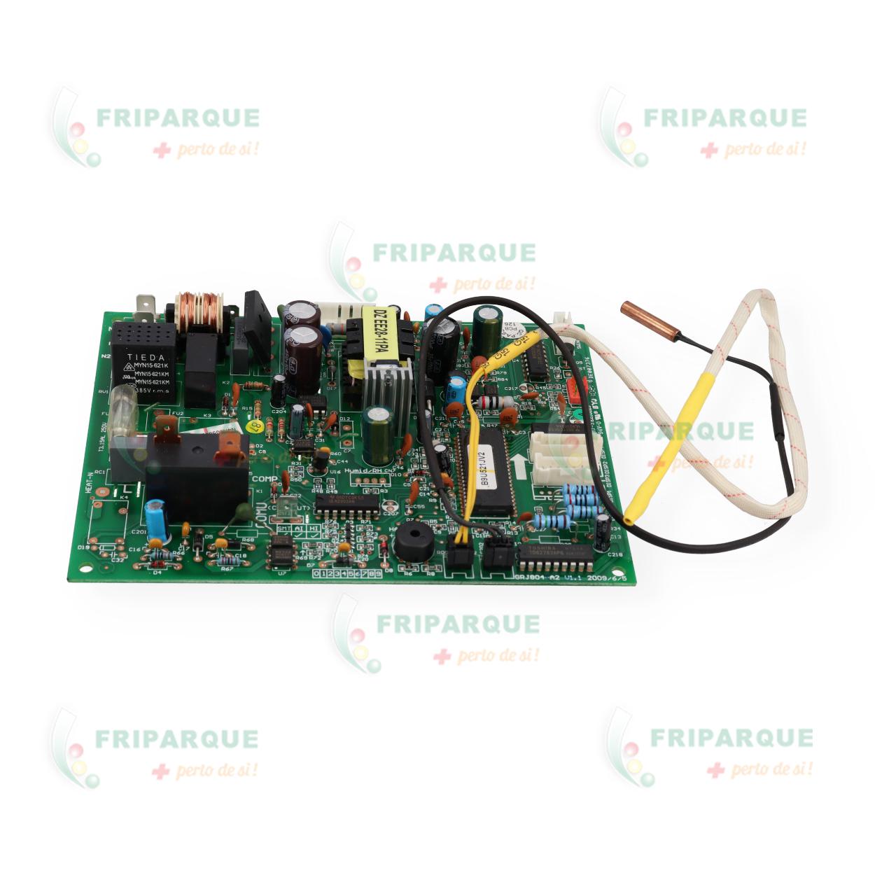 PLACA ELECTRONICA B9U523J AR CONDICIONADO  VULCANO/JUNKERS